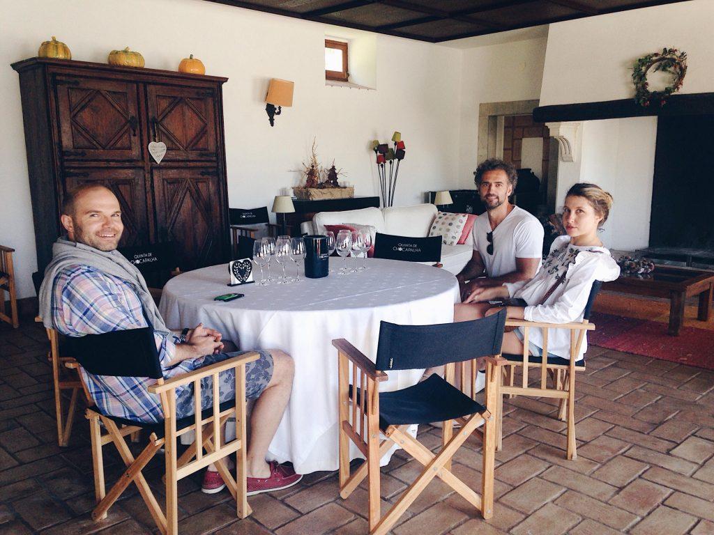 Wine Tasting at Quinta de Chocapalha